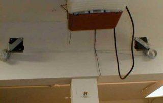 faulty garage sensor